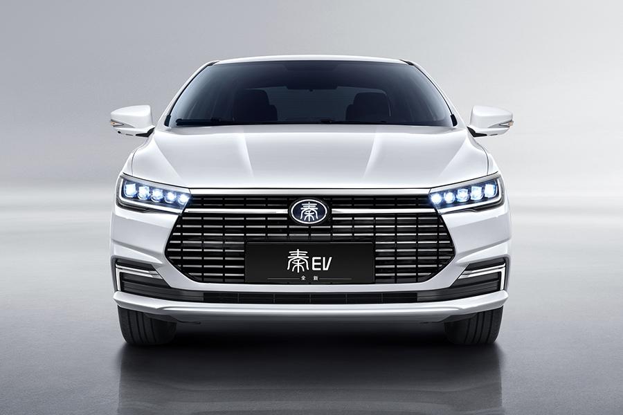 综合续航达421km 比亚迪全新秦EV将于9月5日开启预售