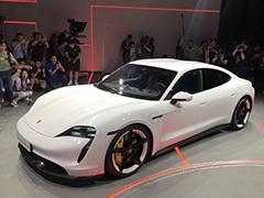 首款纯电动车型明年入华 保时捷Taycan售149.8万元起