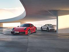 家庭成员逐渐完整 保时捷发布新款911 Carrera 4系列官图