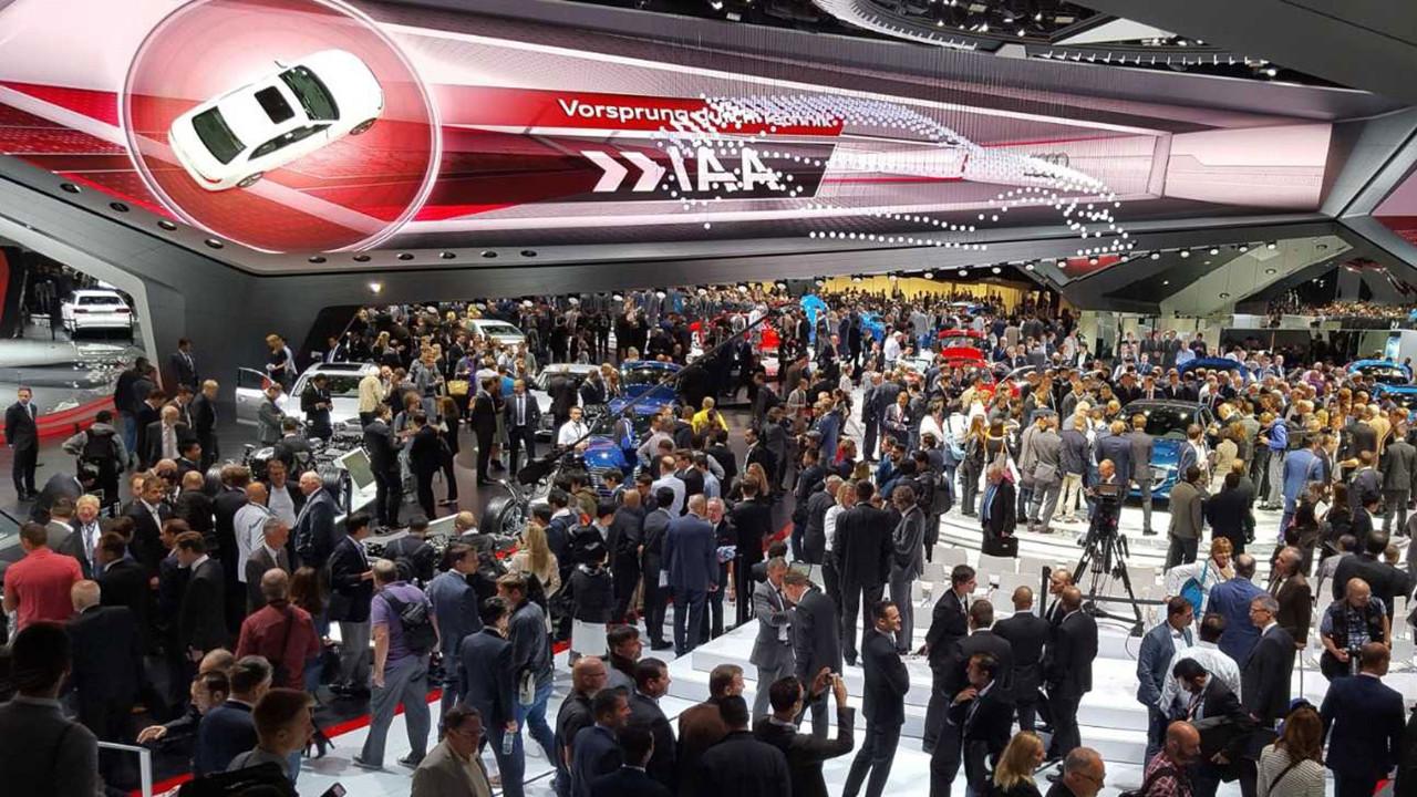 2019法兰克福车展 | 1400马力的红旗能1.9秒破百?本届车展的重磅车都在这里(上)