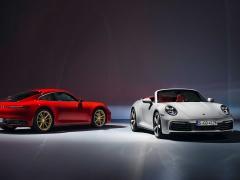 为保时捷贡献22.4亿欧元 保时捷911是年度最赚钱车型