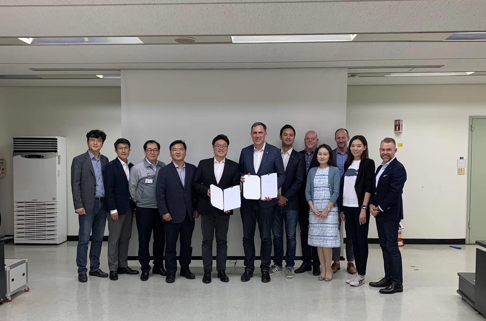 拜腾C轮投资新进展:一韩国公司宣布加入