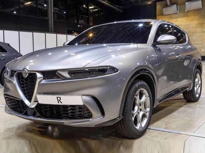 阿尔法·罗密欧将推新能源SUV 命名Tonale搭载1.3T发动机