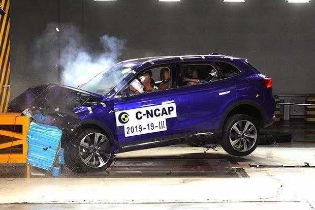 2019年度C-NCAP第三批车型评价结果发布 仅一款车型未获五星