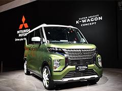 2019东京车展 | K-Car新概念 三菱K-WAGON发布