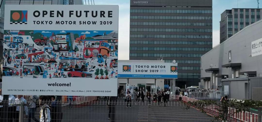 汽车公社丨东京的激情、渴望与思考