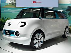 2019东京车展 | K-Car版MPV?大发Wai Wai概念车正式发布