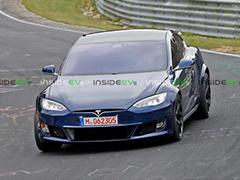 7分13秒!  特斯拉Model S Plaid再创纽北赛道新圈速