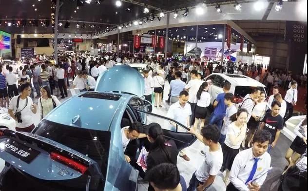 汽势传媒丨为什么说进博会比CES和传统车展更好看?