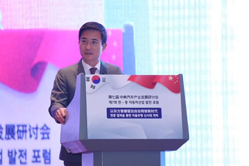 现代汽车(中国)总裁李光国:中国拥有引领世界的技术和实力