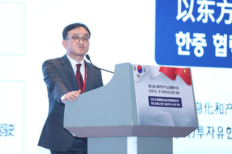 Kim JunKi:韩国政府计划2024年完成主要道路自动驾驶基础设施建设