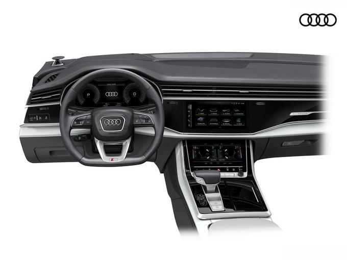 看家技术悉数登场 奥迪打造Q8豪华运动科技旗舰SUV