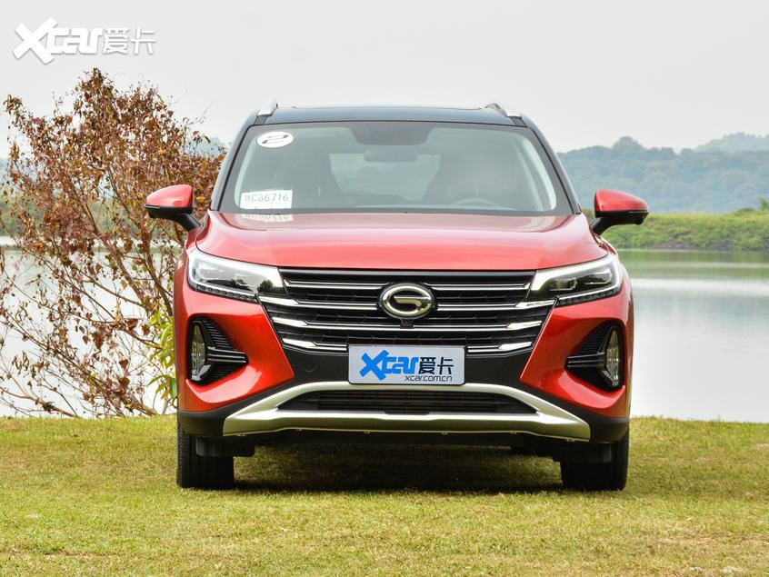 广汽传祺新一代GS4今日上市 全新设计