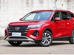 百万级销量SUV迎换代 全新广汽传祺GS4将于11月15日上市