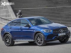 新款奔驰GLC Coupe将广州车展正式上市