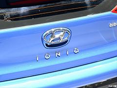 现代新款IONIQ将亮相2019洛杉矶车展