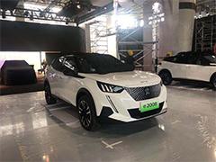 2019广州车展探馆 | 增添专属身份标识 全新标致e-2008现身车展