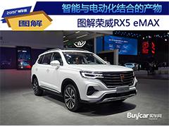 2019广州车展实拍 | 智能与电动化结合的产物 图解荣威RX5 eMAX