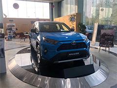 TNGA车型销量占比近八成  一汽丰田11月销量破7万辆