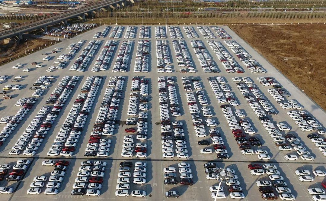 中汽协:2019年汽车销量下降8.2% 新能源市场迎十年首降