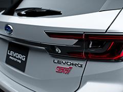 将于东京改装展亮相 全新LEVORG STI Sport预告图发布