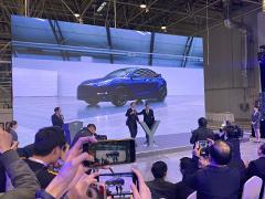 马斯克出席Model 3交付仪式 中国制造Model Y项目同时启动