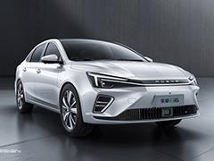荣威首款纯电轿车Ei6将于北京车展亮相