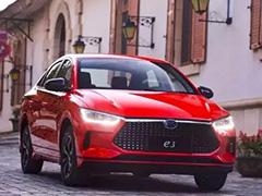 汽车预言家 | 解决10万级纯电动车消费难题 比亚迪e3改变了谁的生活?