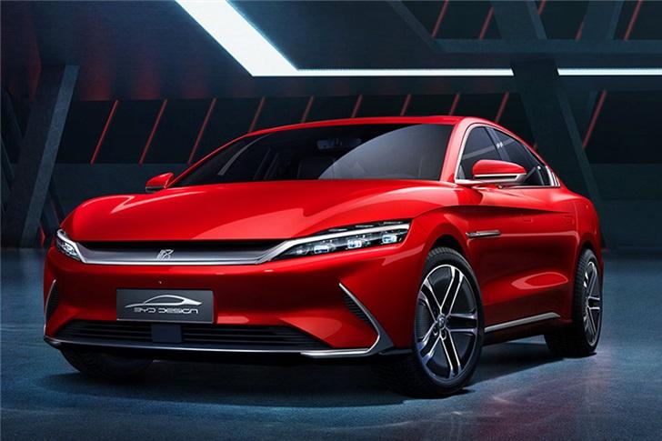"""比亚迪""""刀片电池""""将于今年首次量产 全新车型汉将搭载"""