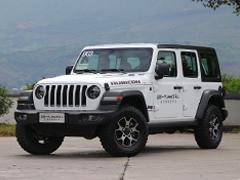 2月发布 Jeep牧马人特别版将亮相芝加哥车展