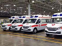 压缩生产周期 上汽MAXUS将向防疫地区提供60辆负压型救护车