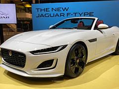 2020芝加哥车展 | 新款捷豹F-TYPE正式发布