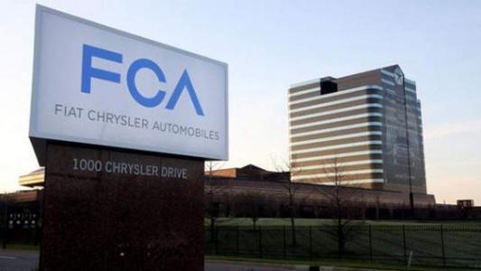 FCA集团2019年净利润下滑19%