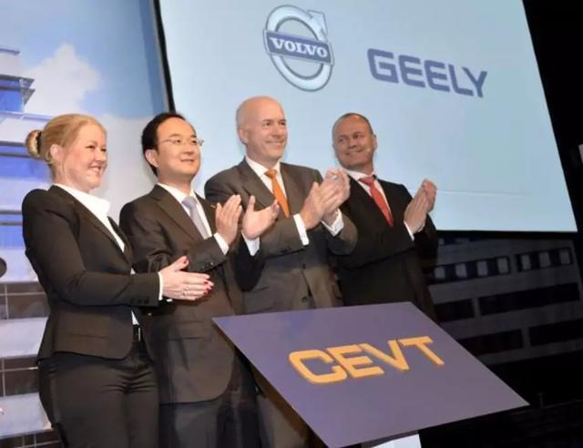 吉利沃尔沃推重组计划,剑指中国市值最高的汽车公司
