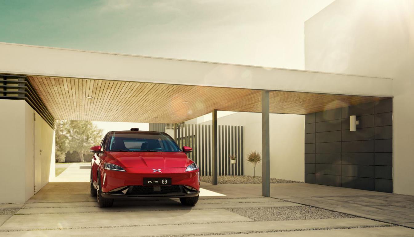 夺得纯电动A级SUV市场第一名 小鹏G3单月销量达1073辆