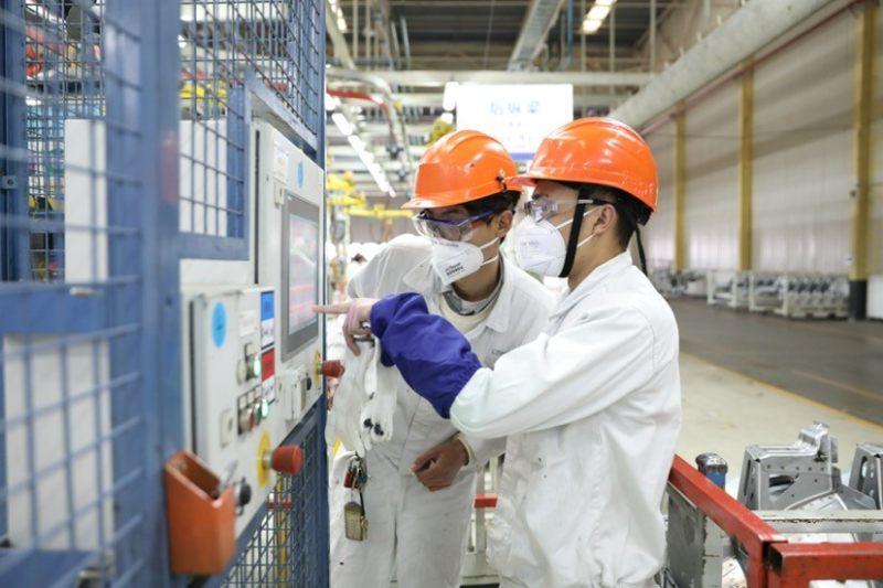 蓝鲸汽车|广州长沙两基地相继开工,广汽菲克有序恢复生产