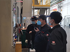 主线100%自动化生产 威马温州智能制造基地今起复工