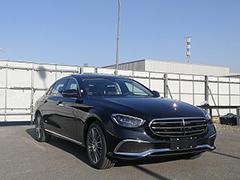 造型与海外版保持一致 北京奔驰新款E级实车曝光
