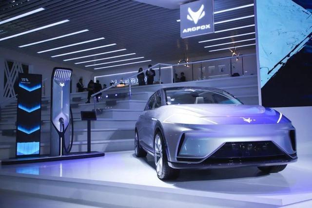 """汽车预言家   ARCFOX""""无界生态"""":创造差异化 赋能更加开放的生态"""