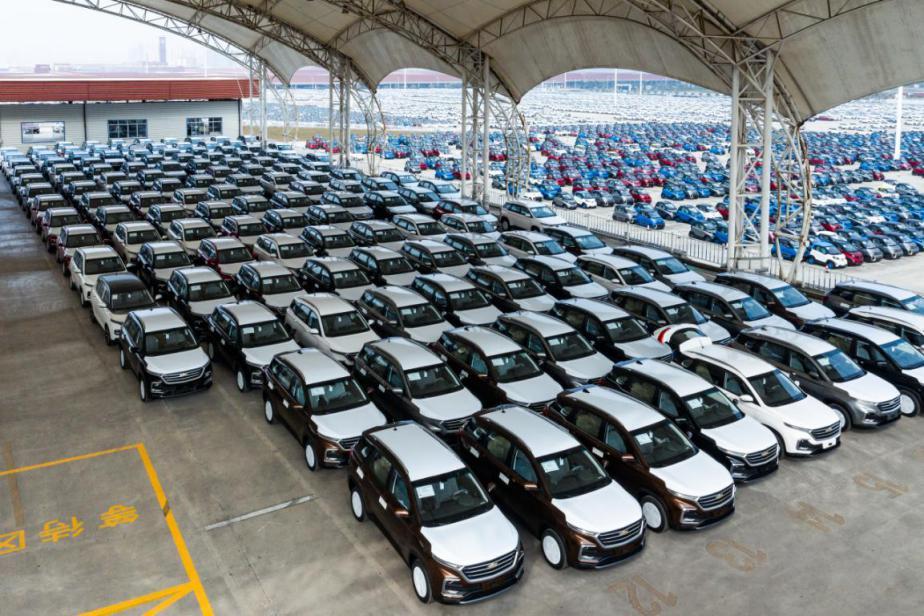 再度拓展海外市场 2007辆宝骏530发往南美等市场