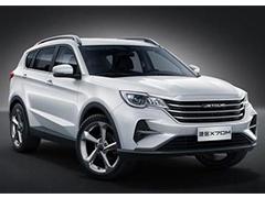 捷途X70M车型将于3月23日正式上市