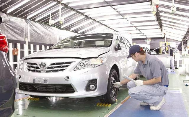 中车网|丰田调整产能 关闭日本五家工厂