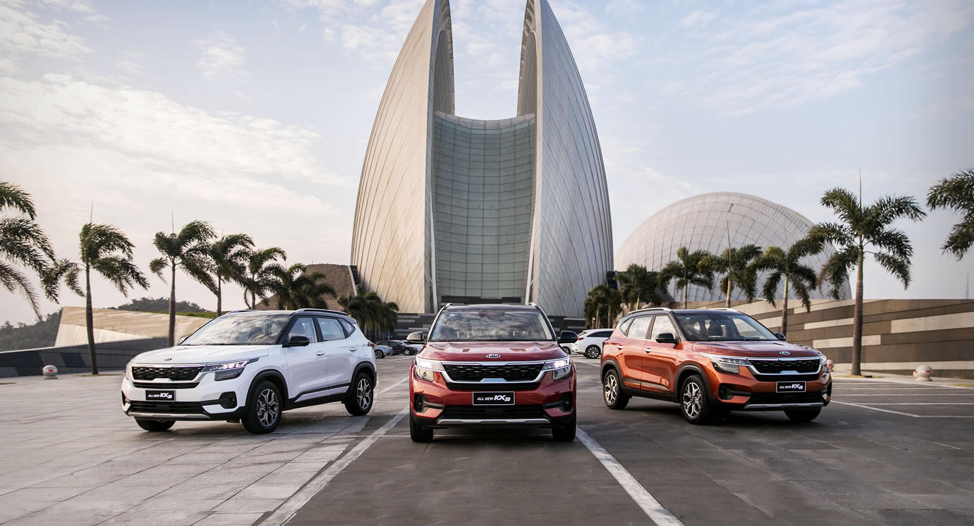 降幅收窄  东风悦达起亚3月销售新车1.76万辆