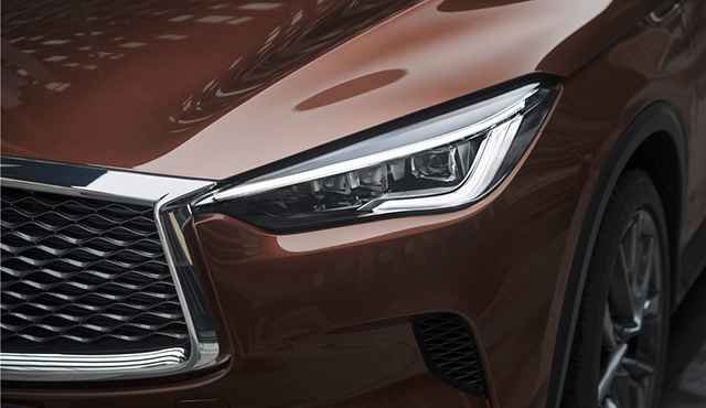 搭载L2级自动驾驶系统 2020款英菲尼迪QX50上市售价33.38万起