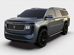 1500马力的全尺寸纯电SUV  Triton将推出Model H
