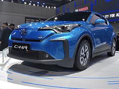 续航400公里 广汽丰田C-HR EV补贴后售22.58万元起