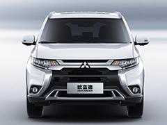增配不增价 广汽三菱新款欧蓝德售15.98万元起