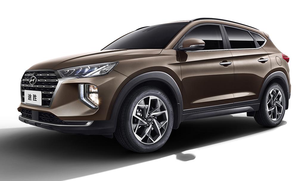 新增智享版车型    2020款第四代途胜16.99万元起售