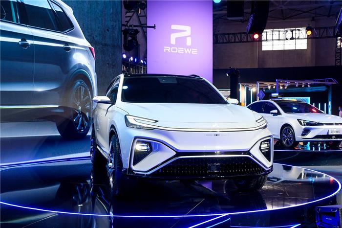 中车网 | 上汽荣威启动双标模式,多款新车同台发布