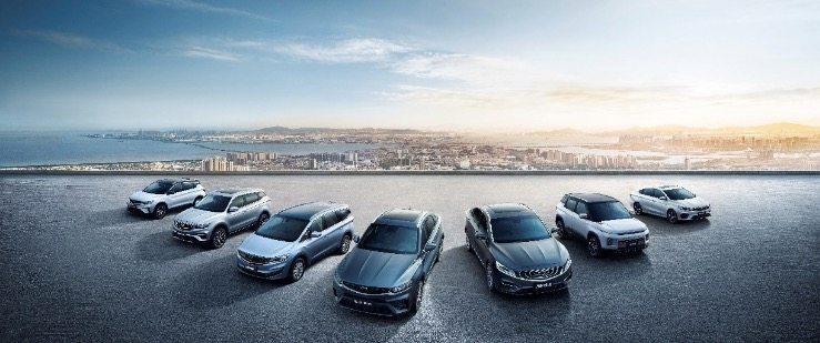 蓝鲸汽车 | 吉利汽车提前三年完成排放升级,全系切换国六b